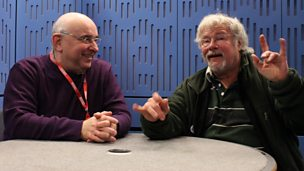 Image for Bill Oddie talks to Rob Cowan