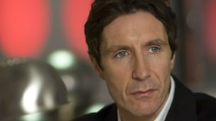 Image for Paul McGann contrasts Chaplin's acting style with modern ways of working