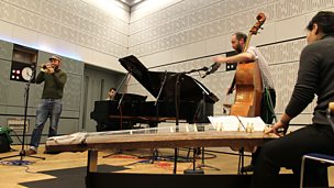 Image for Matthew Halsall and the Gondwana Orchestra, Christopher Purves, Simon Lepper, Sarah Dacey