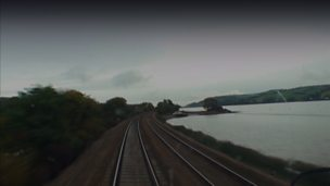 Image for Dawlish Train Track