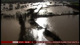 Image for BBC News: 14th February 2014