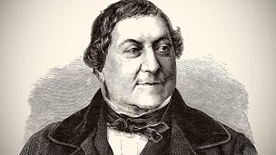 Image for Gioachino Rossini - The Enduring Opera's