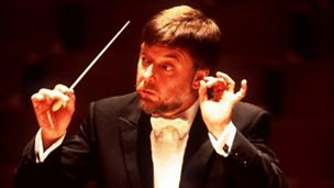 Image for Musicologist Elizabeth Hellmuth Margulis: how our expectations delude us.  [Photo of conductor Andrew Davis c/o BBC]