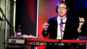 Image for Bombay Bicycle Club - Luna in the Live Lounge