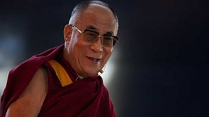 Image for Dalai Lama on the importance of 'mindfulness' in Silicon Valley