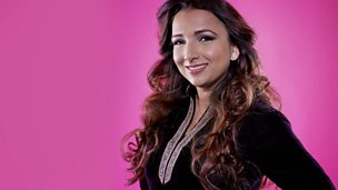 Image for The All-New Saima Ajram Show