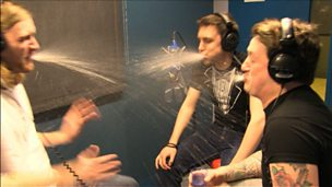 Image for Deaf Havana plays Innuendo Bingo.