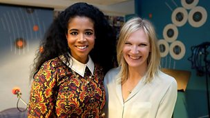 Image for Kelis live in session for Jo Whiley