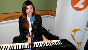 Image for Christina Perri performs a cover of Crying