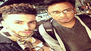 Image for Internet Sensations Adam Saleh and Sheikh Akbar of TrueStoryASA
