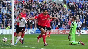 Image for Cardiff 3-1 Fulham