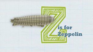 WW1 A to Z - Z is for Zeppelin