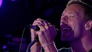 R1 Live Lounge: Coldplay