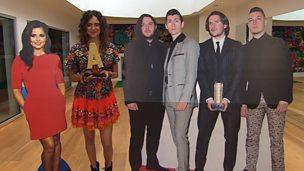 Cheryl Cole v Arctic Monkeys