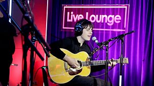 Live Lounge: Jake Bugg