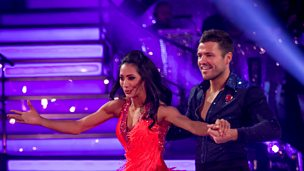 Bbc One Strictly Come Dancing Series 12 Week 5 Mark