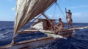 Traditional voyaging canoes