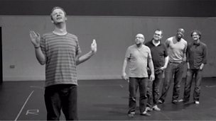 'A Midsummer Night's Dream' - Act 1 Scene 2 - Clowning around (workshop)