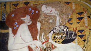'Beethoven Frieze' by Gustav Klimt