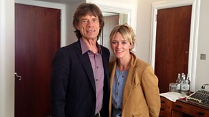 Screen 6 with Mick Jagger