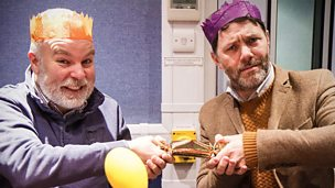Radio 4 Christmas Crackers