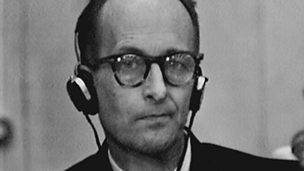 Who was Adolf Eichmann?