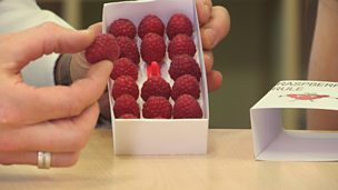 How to design and make packaging for soft fruit