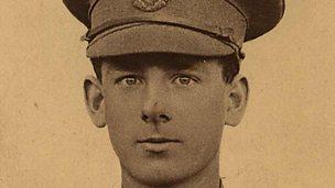 Underaged World War One soldier St. John Battersby
