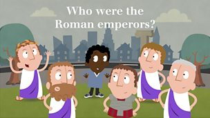 Who were the Roman emperors?