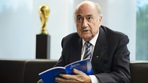 There Is Only One Sepp Blatter