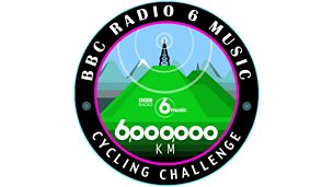 Cycle 6 Million for 6 Music