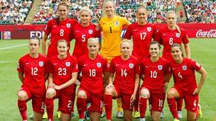 England's Lionesses