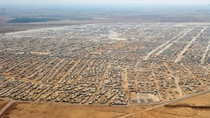 Welcome to Zaatari