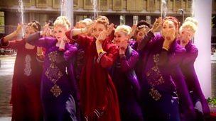 Adapting Carmen (pt 3/3) - How to choreograph a Bollywood inspired opera