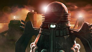 City of the Daleks: Concept Art