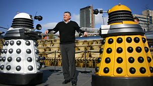 Daleks Attack Sheffield