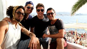 Danny Howard live from Cafe Mambo (2012)