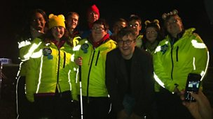 Team Rickshaw: Day 4 (Monday 12 November 2012)