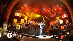 Angel at 1Xtra Live 2012