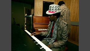 K'naan In Session