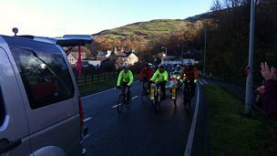Team Rickshaw: Day 2 (Saturday 10 November 2012)