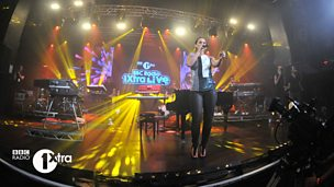 Alicia Keys at 1Xtra Live in Birmingham