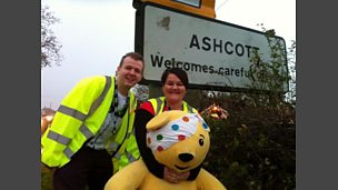 A-Z of Somerset for BBC Children in Need 2012!
