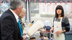 The Great Comic Relief Bake Off