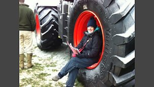 Charlotte Smith at LAMMA 2013