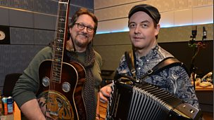 Late Junction Session: Jerry Douglas and Stian Carstensen