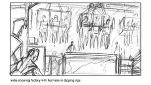 The Crimson Horror: Storyboard Gallery (1)