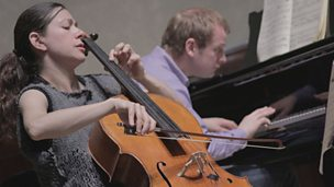 Natalie Clein and Alistair Beatson at Wigmore Hall