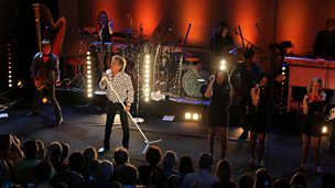 Rod Stewart In Concert