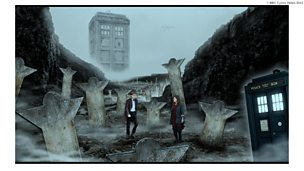 Production Artwork for the Finale